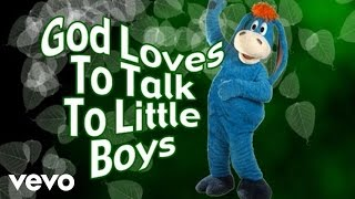 God Loves To Talk To Little Boys When Theyre Fishin (Live)