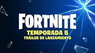 Fortnite Temporada 5  | Tráiler de Lanzamiento (Nintendo Switch)