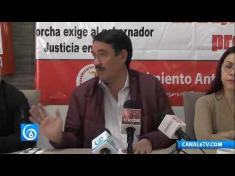 Antorcha denuncia a nivel nacional agresiones en Baja California