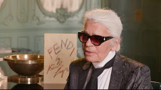 Karl Lagerfeld Interview | The Editor Magazine