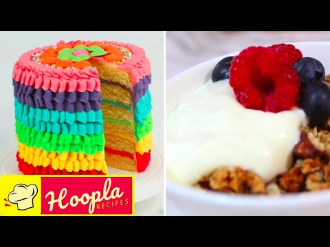 Amazing Birthday Cake Ideas Part 6 | Cake ART @Hoopla Recipes – Cakes, Cupcakes and More