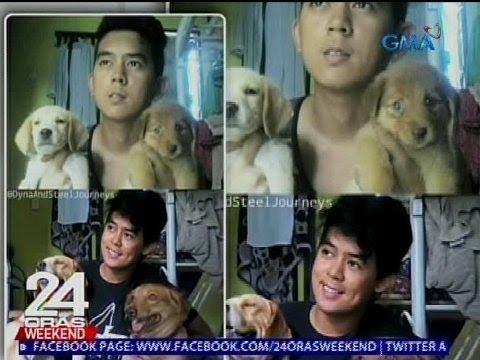 [GMA]  24 Oras: 2 magkapatid na aso na super talented, bumibida ngayon sa social media