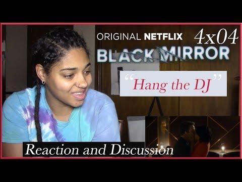 Black Mirror 4x04 Reaction-