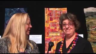 Australasian Quilt Conference, Artist Lisa Walton Interview