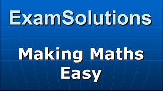 Increase / Decrease a Quantity by a Percentage : ExamSolutions Maths Revision