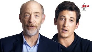 Miles Teller & J.K. Simmons talk Whiplash | Film4 Interview Special