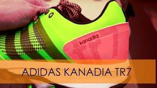 Adidas kanadia tr 8 video più popolare.