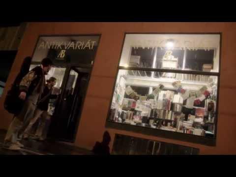 Korajunglejazz - KORAJUNGLEJAZZ in AB antikvariát (Official music video)