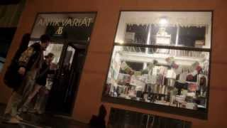 Video KORAJUNGLEJAZZ in AB antikvariát (Official music video)