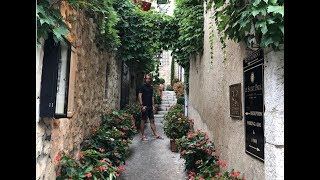 New Global Visions: Beyond time and space, French Riviera - Cote d'Azur