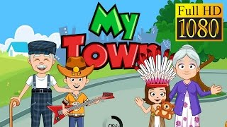 My Town : Grandparents Game Review 1080P Official My Town Games Ltd Educational