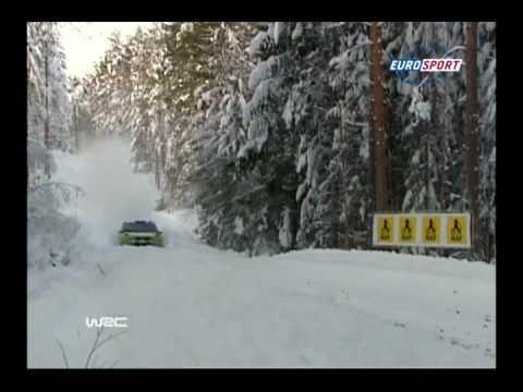 WRC 2009 Norwegia