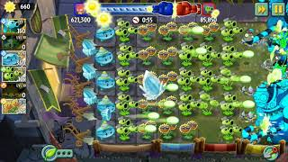 Plants Vs Zombies 2 - Battlez Week 41 - Strategy 2 - Over 1.3 Million - No premium Loadout