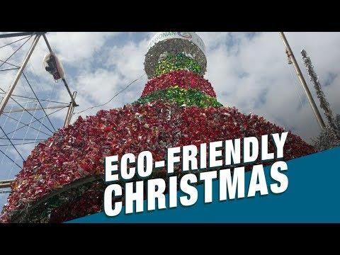 [GMA]  Stand for Truth: Eco-friendly at murang Christmas tree, paano nga ba ginawa?