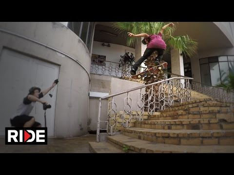 Jean-Marc Johannes in South Africa - Quick Fix
