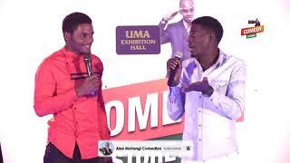 Alex Muhangi Comedy Store October 2019 - Maulana & Reign (Fabiola)