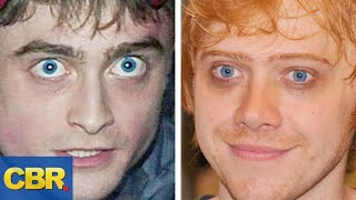 This Is How The Harry Potter Movies WRECKED The Actors