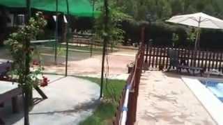 Video del alojamiento Jardín Pentagrama