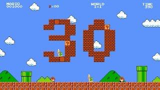 30 не самых известных фактов о Super Mario Bros