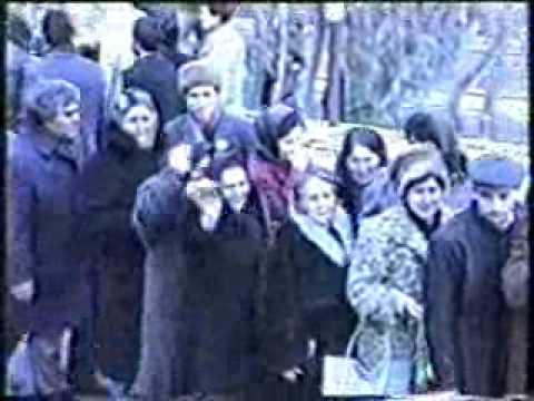 Черный январь, 20 января 1990 Баку (Black January)