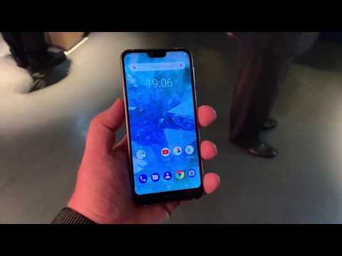 Anteprima Nokia 7.1, Notch ed Android One