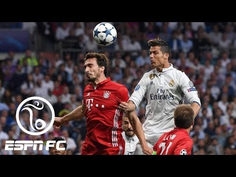 Real Madrid will face Bayern Munich in Champions League semifinals   ESPN FC