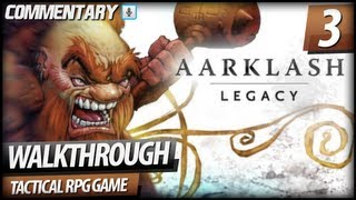 Aarklash Legacy Walkthrough Gameplay - PART 3 | Lord Mornstar Final (Commentary)