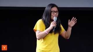 Adora Cheung at Female Founders Conference 2014