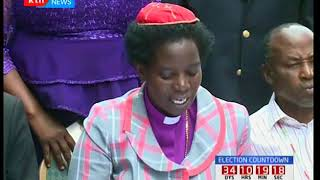 Kisumu bishops hit out at IEBC demanding immediate changes