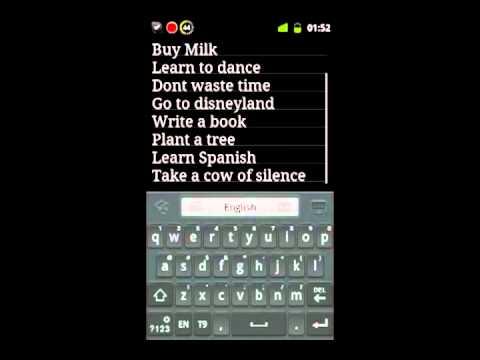 Video of Notepadus Widget Full Free