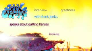 30. John Elefante speaks about quitting Kansas