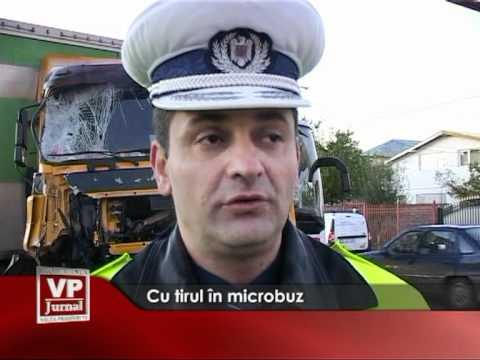 Cu tirul in microbuz