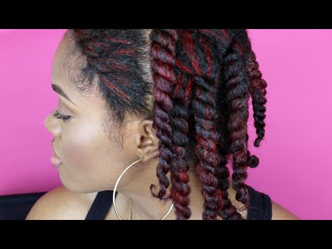 Video How to Moisturize & Maintain High Moisture for Dry Natural Hair | Samirah Gilli