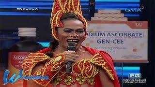 Wowowin: Super Tekla, nag-ala Sang'gre Pirana