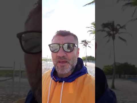 Christian Vieri live from Miami