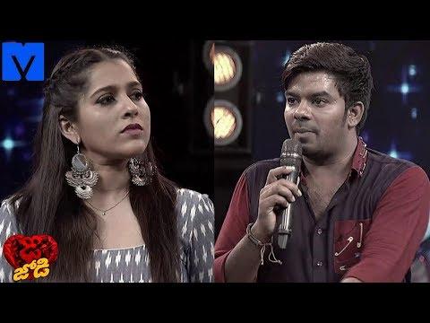 Clash Between Sudheer and Rashmi - Dhee Jodi Latest Promo - Dhee 11 - 10th April 2019