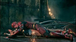 Justice League _ Flash Saves Wonder Woman