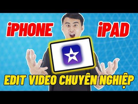 iPhone & iPad edit video chuyên nghiệp như trên máy tính!
