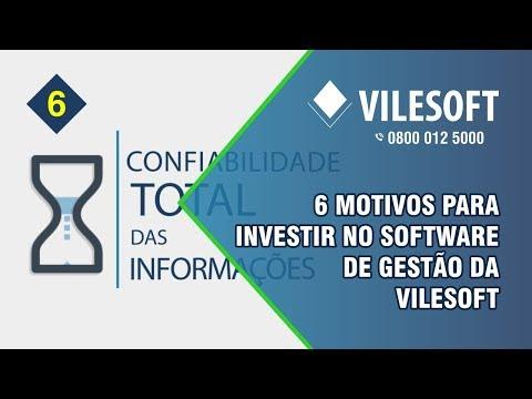 Imagem Invista no ERP da Vilesoft