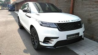 Range Rover Velar HSE 2.0 R Dynamic In Depth Review Indonesia