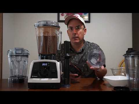 "Vitamix blender review! Is it worth paying $500 for a blender? So far I say ""yes"""
