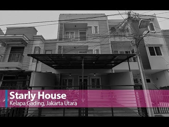 Kost Kelapa Gading Starly House