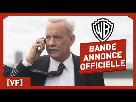 Sully - Bande Annonce Officielle (VF) - Tom Hanks