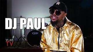 DJ Paul Owns 15 Houses, But Took Vlad's Advice About Renting His Home (Part 7) - Video Youtube
