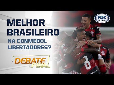 QUAL O MELHOR BRASILEIRO NA LIBERTADORES? Veja a opinião dos nossos comentaristas no Debate Final