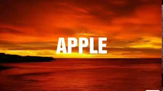 Julia Michaels - Apple ( Lyrics )