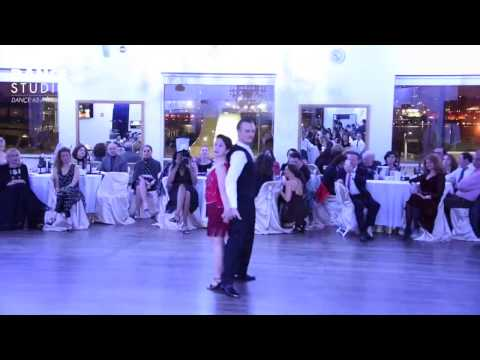 Cha Cha/Rumba by Kay // Gala Anniversary & Dance Party // Nov. 2016