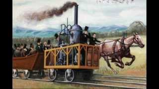 Rail Transport - History