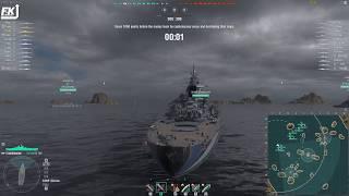 World of Warships - Back in my fav tier 10 BB