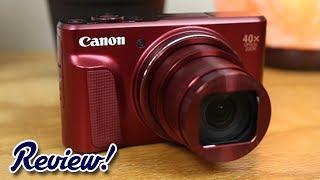 Canon PowerShot SX720 HS - Complete Review! (2017 Edition)